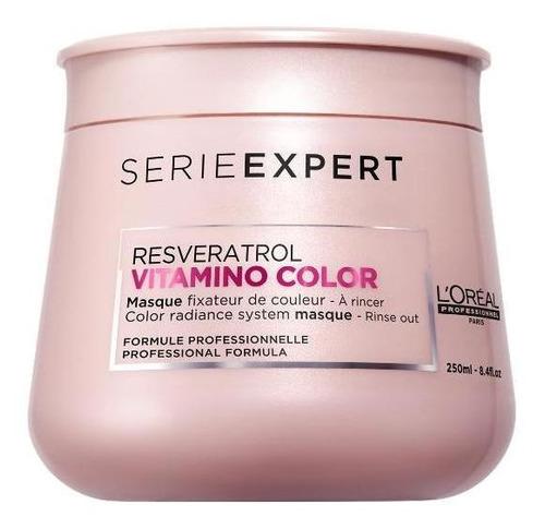 Imagen 1 de 3 de Máscara Protectora Del Color Vitamino Color 250ml