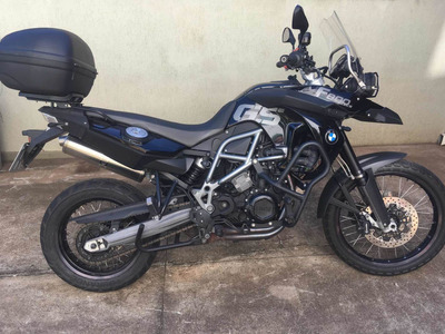 Bmw F800 Gs Triple Black