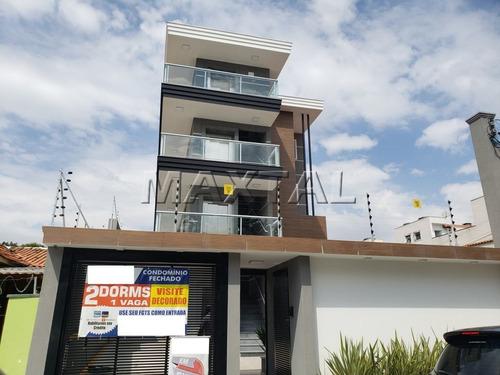 Imagem 1 de 15 de Condomínio Fechado , 2 Dormitórios, Jaçanã , 40 M² - Mi85042