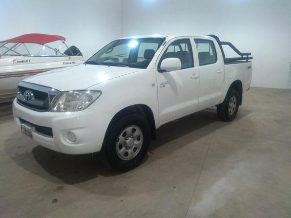 Toyota Hilux 2.5 Cs Dx Pack I 120cv 4x2 2011