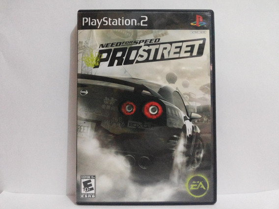 Need For Speed Pro Street - Original Americano - Ps2
