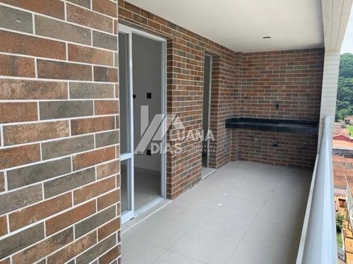 Apartamento Alto Padrão A Venda No Bairro Canto Do Forte - Praia Grande, Sp - Dg32256