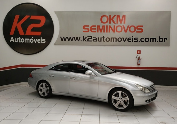 Mercedes Cls 500, V8 5.0 Aut. - Blindada