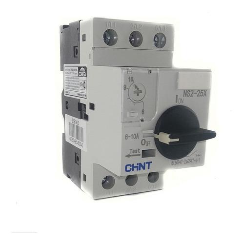 Guardamotor Trifasico 6- 10 Amp /chint