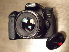 Canon 70d + Lente 50 Mm 1.4
