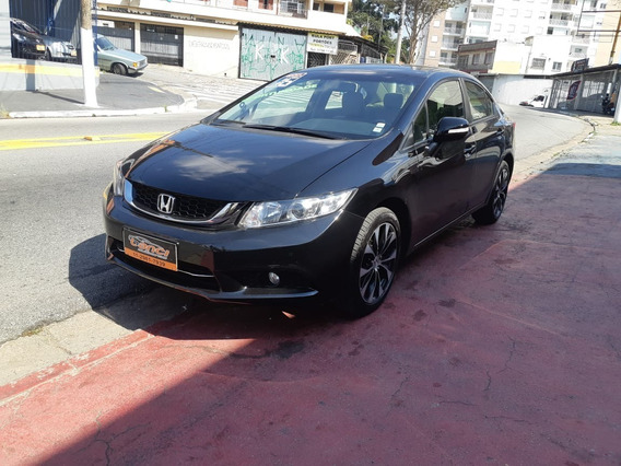 Honda Civic Lxr Aut 2016