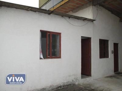 Casa Residencial Para Locação, São João, Itajaí. - Ca0501