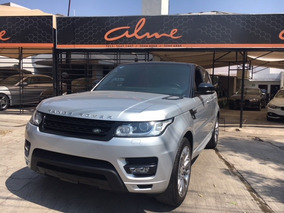 Land Rover Range Rover Sport Hse 3.0 Dinamic 2015