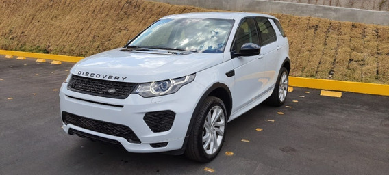 Land Rover Discovery Sport 2019 Auto Demo