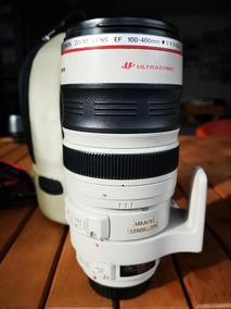 Lente Canon 100-400mm