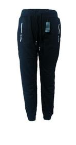 Pants Jogger Para Dama Moda Casual Negro