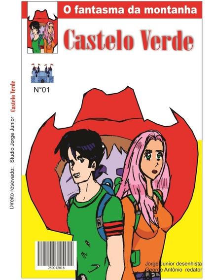 Historia Em Quadrinhos Castelo Verde