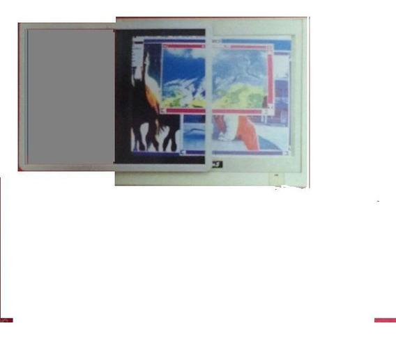 Vidrio Proteccion Ojos Radiacion Pc / Soldaduras 14,5 Pulga
