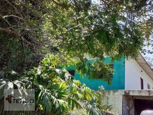 Chácara Com 2 Dormitórios À Venda, 1469 M² Por R$ 360.000 - Chácaras São Judas Tadeu - Suzano/sp - Ch0040