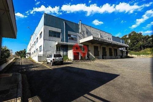 Galpão Para Alugar, 4664 M² Por R$ 88.000/mês  Avenida Ceci, 666 - Tamboré - Barueri/sp - Ga0482