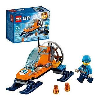Lego City Kit De Hielo Ártico Planeador 60190 Edificio (50