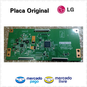 Placa Tcon Lg 39ln5400