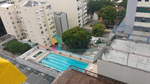 Imagem 1 de 15 de Kitnet/conjugado-à Venda-laranjeiras-rio De Janeiro - Boki00020