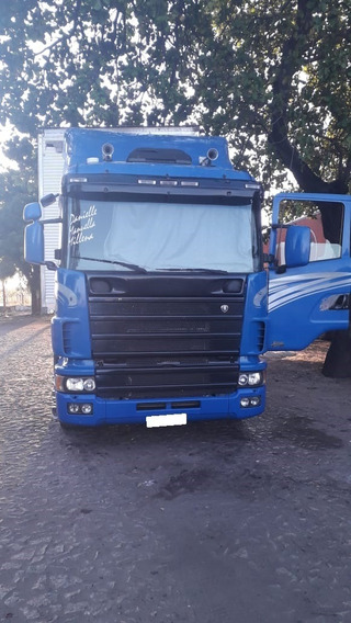Scania R 420 4x2 Silverline Ano 2007