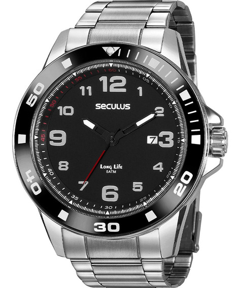 Relógio Masculino Seculus 20853g0svna1