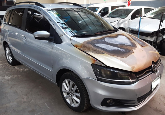 Volkswagen Suran 1.6 2015 - No Chocado - Inc. Motor