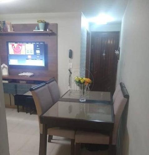 Imagem 1 de 21 de Apartamento Com 2 Dormitórios À Venda, 54 M² Por R$ 220.000,00 - Santa Terezinha - São Bernardo Do Campo/sp - Ap1394