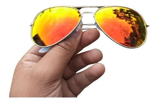 Imagem 1 de 9 de Oculos De Sol Masculino Com Proteção Uva E Uvb Original