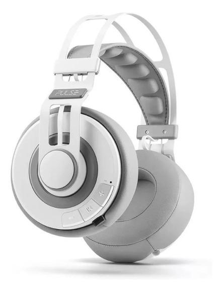 Fone De Ouvido Bluetooth Pulse Headphone Premium Large Full