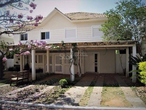 Imagem 1 de 30 de Casa À Venda Em Loteamento Alphaville Campinas - Ca089010