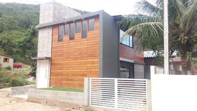 Casa: Morar Prox À Praia E Lucrar Com Aluguel De Temporada!!