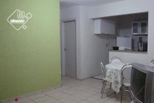 Apartamento Com 2 Dormitórios À Venda, 51 M² Por R$ 220.000,00 - Presidente Médici - Ribeirão Preto/sp - Ap1821