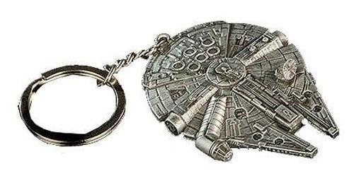 Chaveiro Nave Millennion Falcon Star Wars