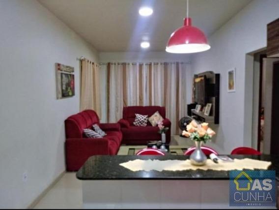 Casa Em Condomínio Para Venda Em Araruama, Fazendinha, 3 Dormitórios, 2 Suítes, 1 Banheiro - 247