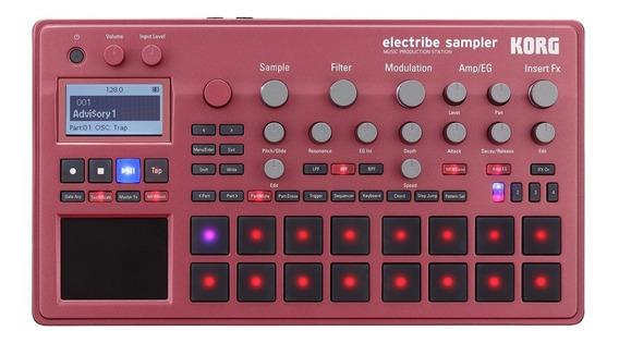Modulo Korg Sampler Electribe 2s Sons Bateria Sintetizador