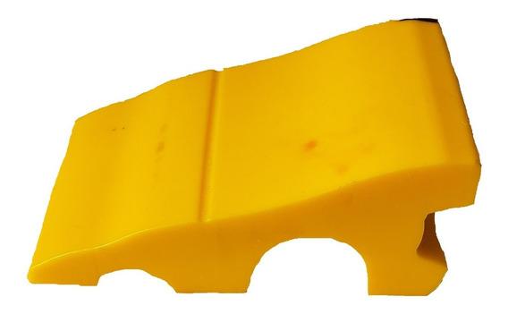 Bienprotegido - Rampa Para Garage - Pvc Macizo - Tira X 4 Mt