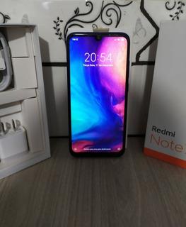 Xiaomi Redmi Note 7 Rosa 128gb Frete Grátis