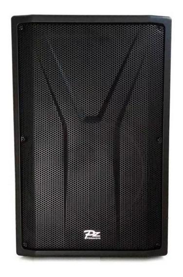 Caixa Ativa Pz Pro Audio Yac 15 Dsp 500w Bi Amplificada