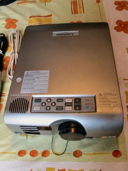 Projetor Data Show Mitsubishi Xl1u Xga 1280 X 1024