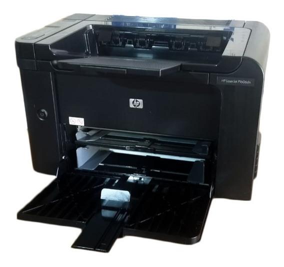 Impressora Hp (laserjet Pro P1606dn Toner Ce749a)