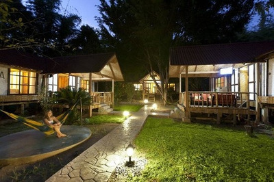 Tres Noches En El Exclusivo Lodge Gad Gha Kum En La Merced