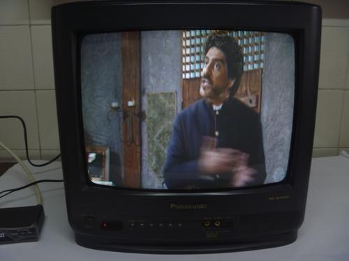 Tv Panasonic 14 Tubo + Conversor Digital