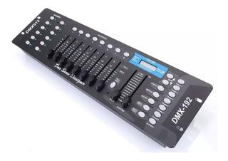 Controlador Para Luces Dmx 192 Protocolo 512