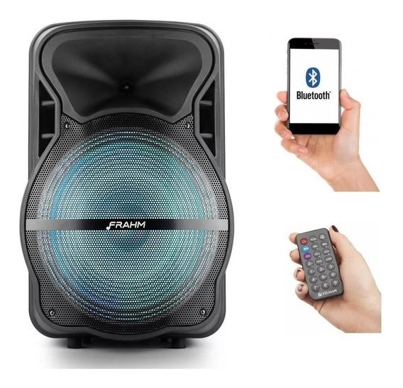 Caixa Som Amplificada Bluetooth Usb Bateria 900w Controle