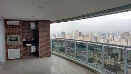 Imagem 1 de 28 de Apartamento  Residencial À Venda, Jardim Anália Franco, São Paulo. - Ap3803