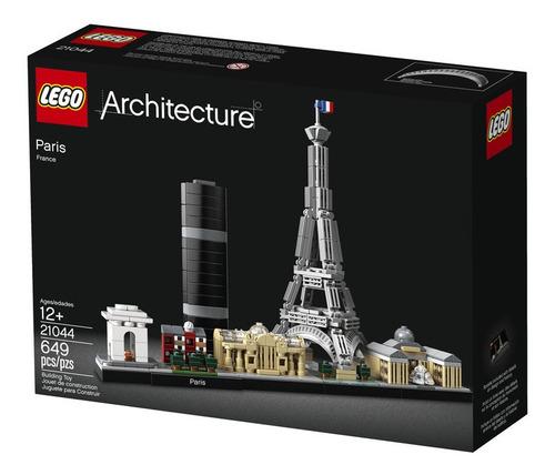 Lego Architecure Paris