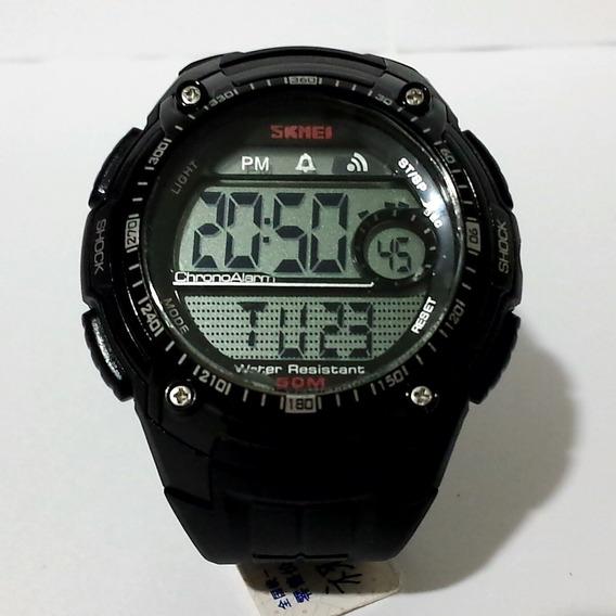 Relógio Esportivo Skmei 1203 - 50 Mts À Prova D