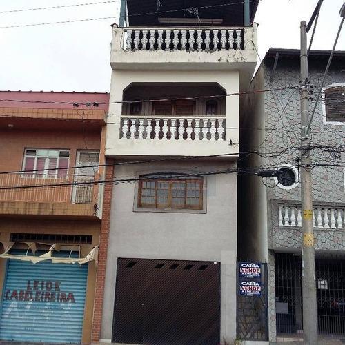 Imagem 1 de 30 de Sobrado Com 5 Dormitórios À Venda, 120 M² Por R$ 419.000,00 - Vila Taquari - São Paulo/sp - So11715
