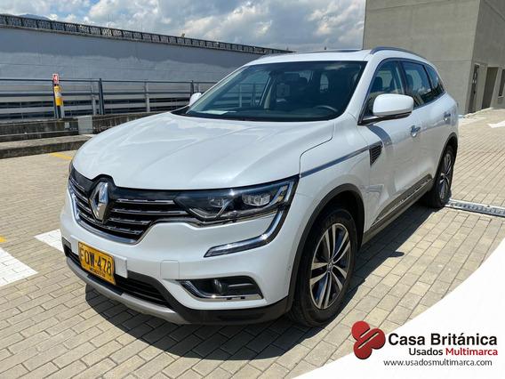 Renault New Sportage Intes Automatico 4x4 Gasolina