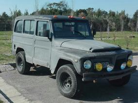 Jeep Willys Rural Motor 2.2
