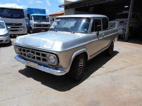 Chevrolet D-10 1981 Cabine Dupla Original